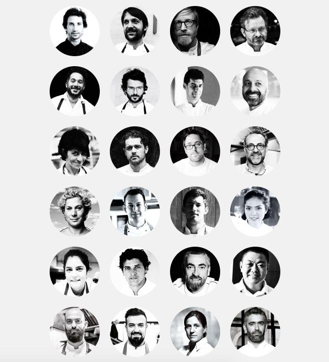 Gelinaz 2016 top chef